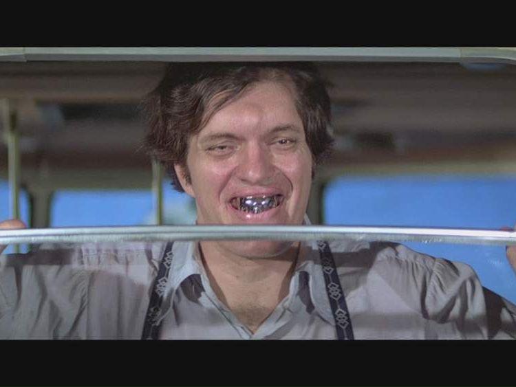 Richard Kiel as Jaws in Moonraker