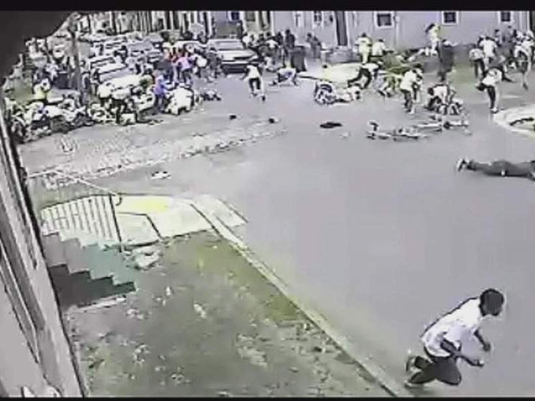 MOTHERS DAY SHOOTING NEW ORLEANS POLICE CCTV 2