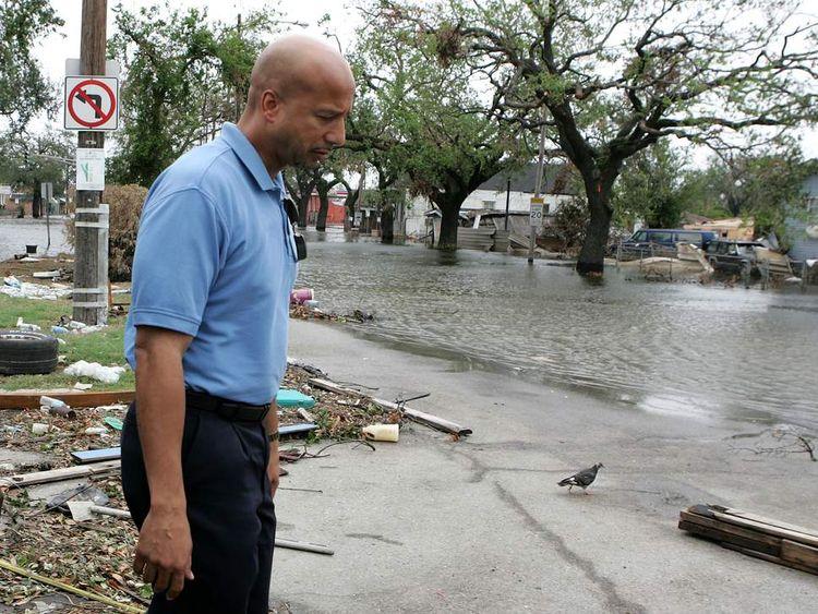 New Orleans Feels Effects Of Hurricane Rita