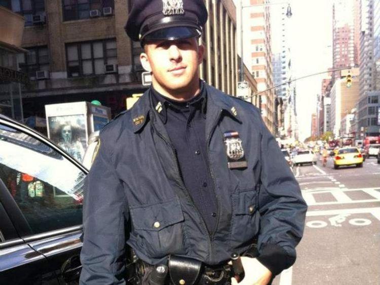 Larry DePrimo NYPD