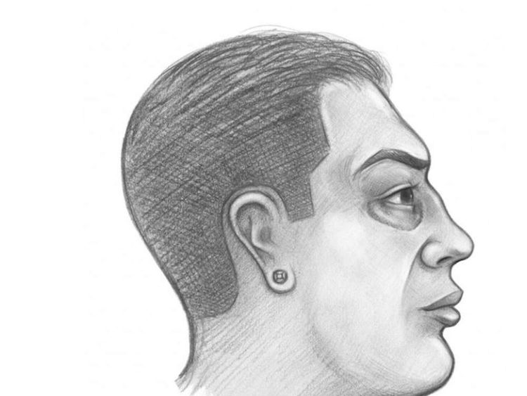 NYPD sketch of fake cabbie
