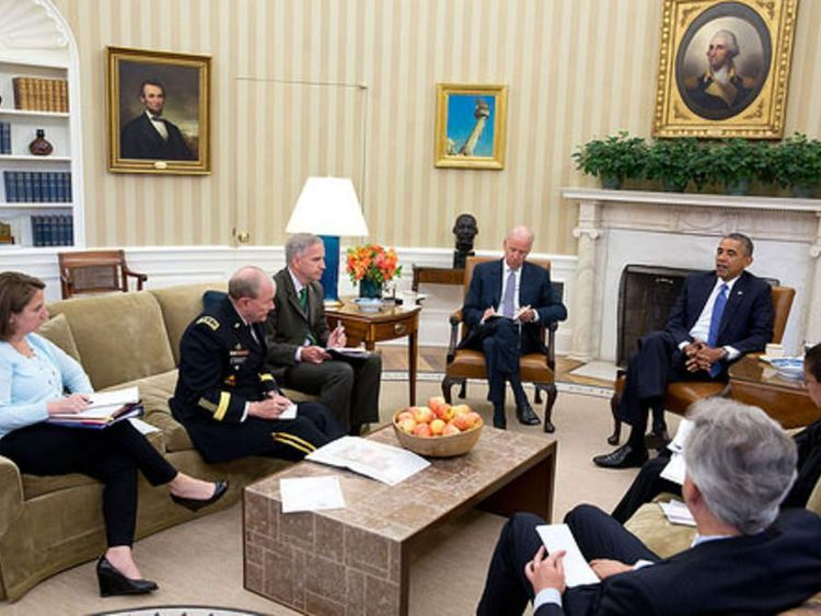 130614 $$ Iraq: Obama Rules Out Sending US Ground Troops