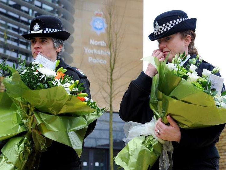 Police officer death