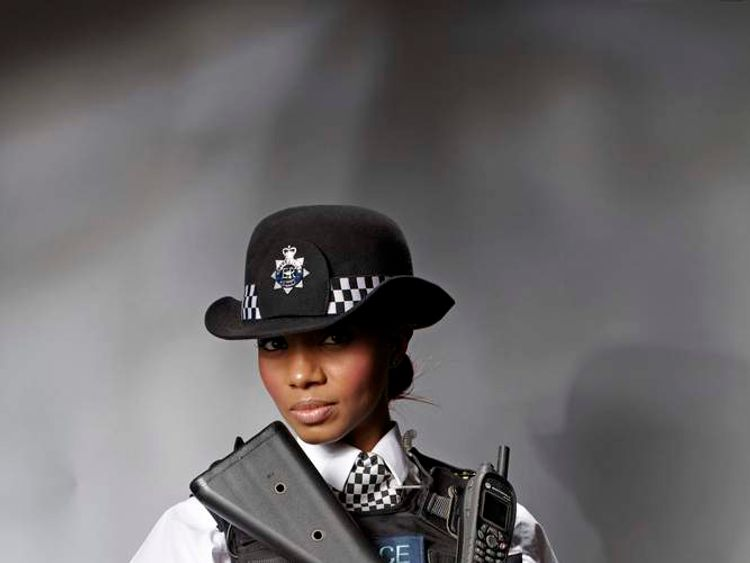 Diplomatic Protection Group Firearms Officer