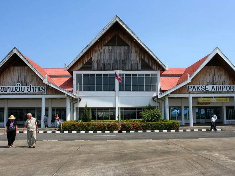 Plane was reportedly coming into land at Pakse Airport
