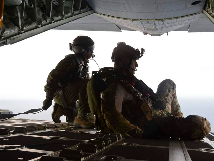 Pic: US Air Force/Staff Sgt Adam Grant