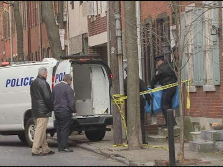 Philly Murder Pic: WLS-TV