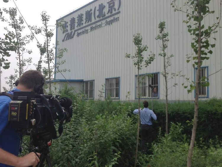 Chip Starnes Mark Stone interview China factory