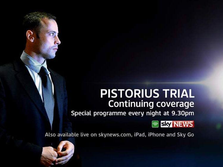 Pistorius Promo