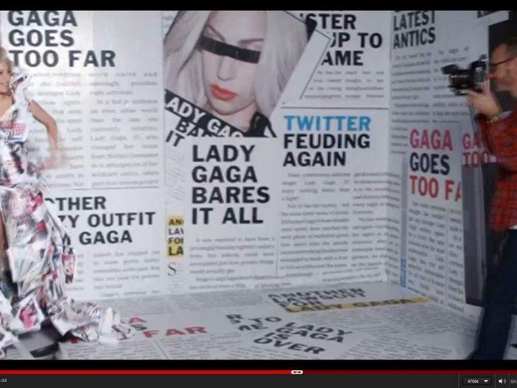 Gaga and Richardson