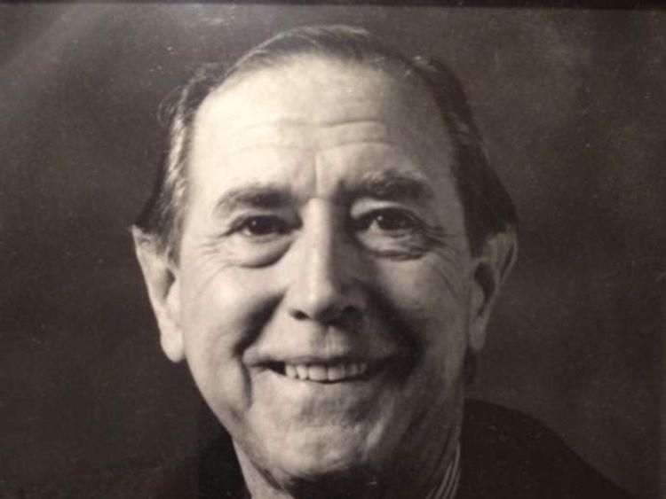 Roy Fox, dad of radio DJ Neil