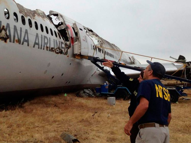 NTSB Investigator in Charge English and Chairman Hersman discuss progress of the Asiana Airlines flight 214 investigation