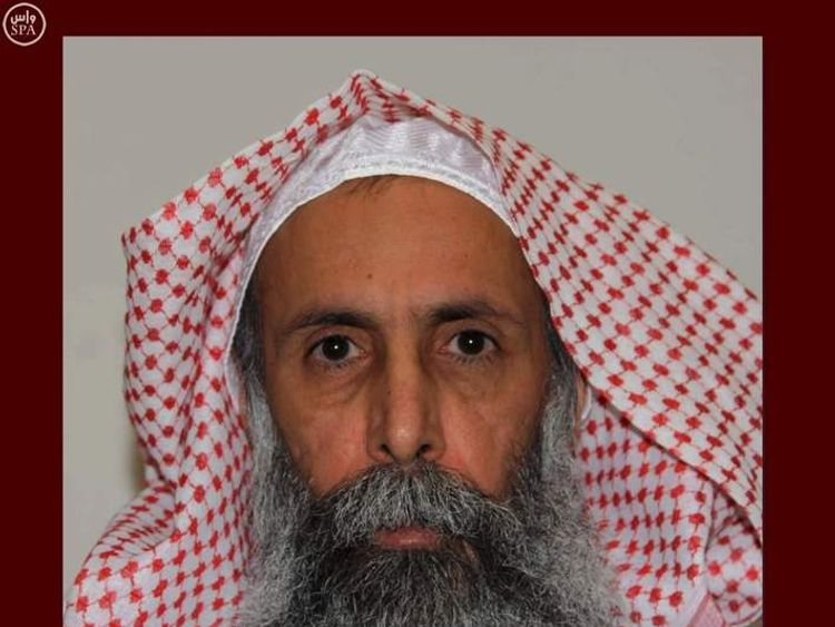Prominent Shia clleric Nimr al Nimr executed in Saudi Arabia
