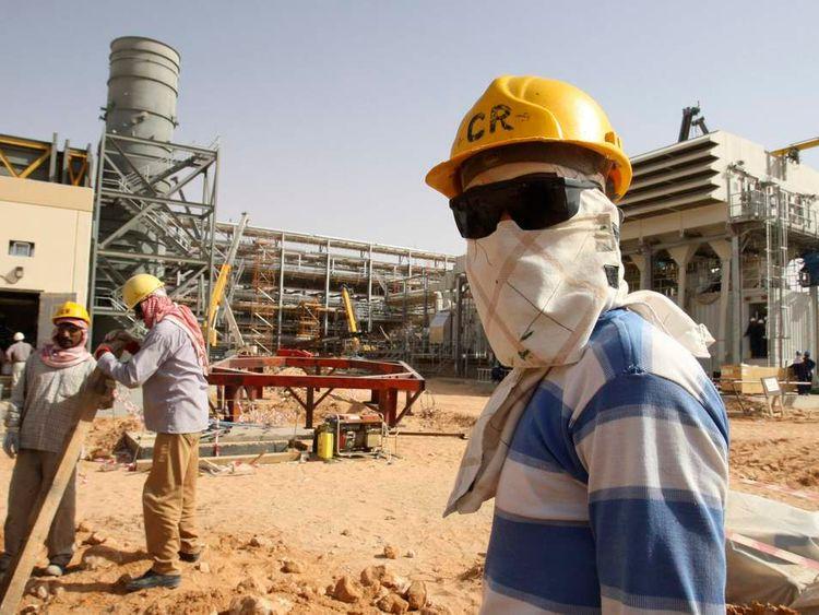 Saudi Aramco is the world's biggest oil company