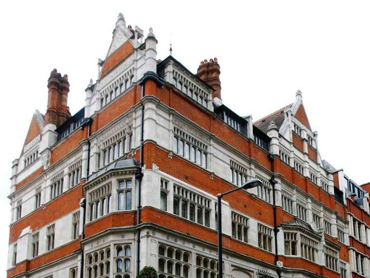 London's Mayfair