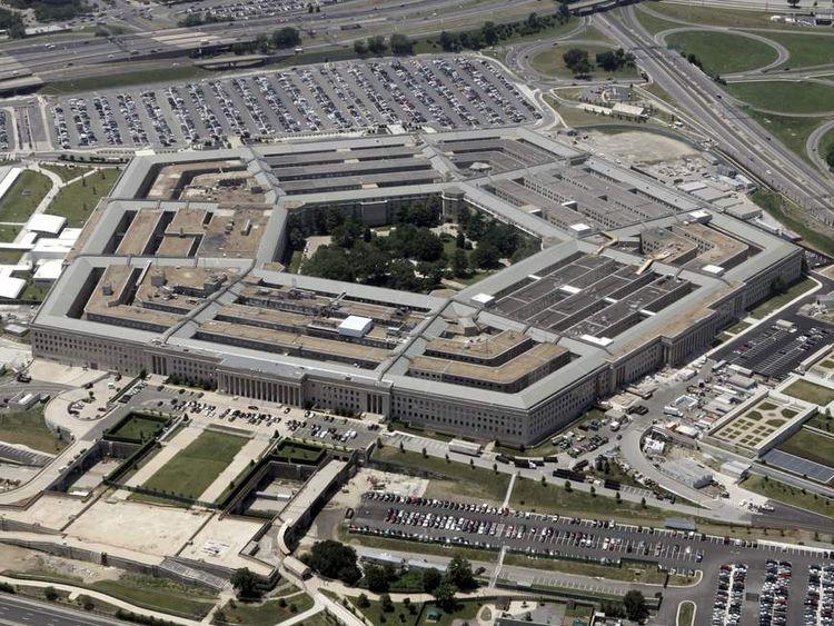 Pentagon in Washington DC