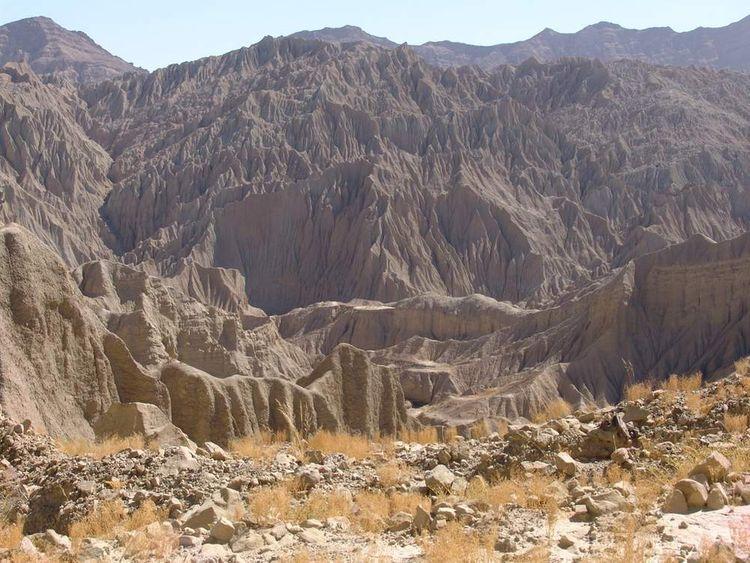 Rural Balochistan. Picture: Ghulam Rasool
