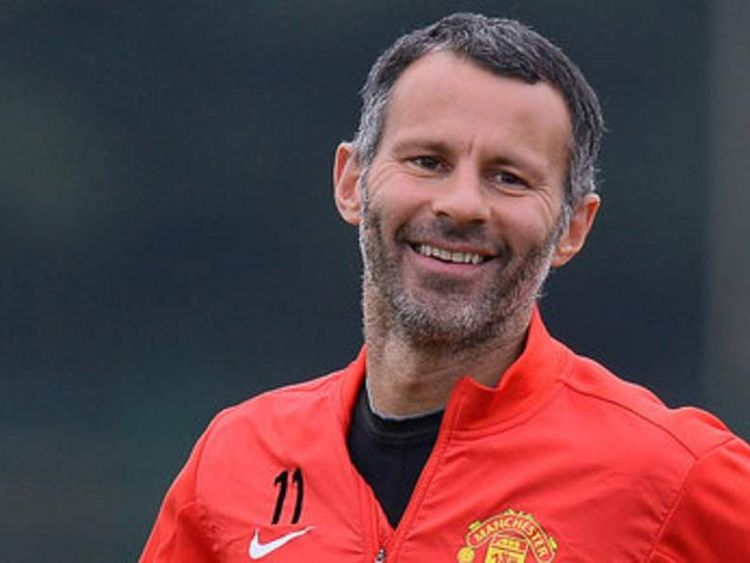 Age Is No Concern To Me, Insists 40-Year-Old Giggs