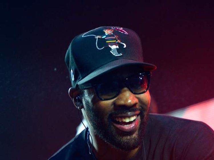 RZA of Wu-Tang Clan