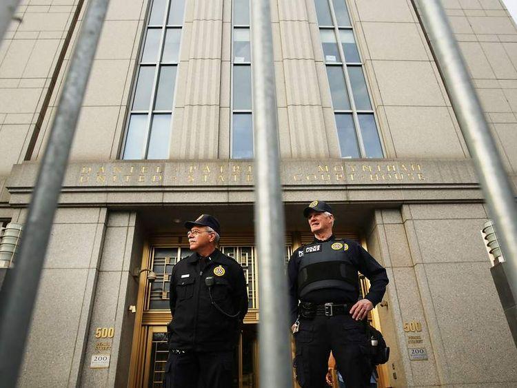 Abu Hamza Trial In New York City