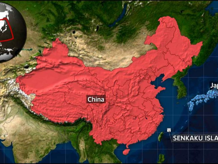 Senkaku Islands territorial dispute Japan China