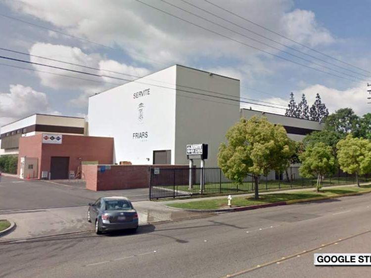 Servite High School in Anaheim, California