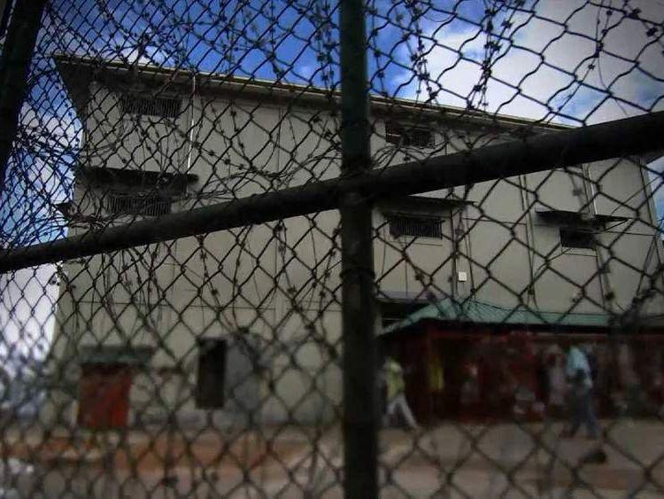 Montaine Posse prison