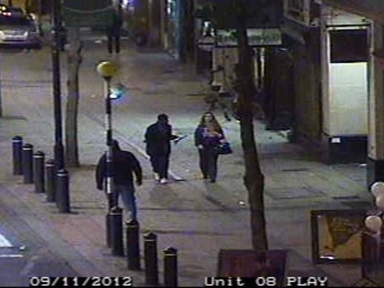 CCTV image of missing Croydon teenager Shelley Pratt