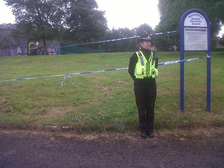 Shipley skate park where nine-year-old-boy stabbed