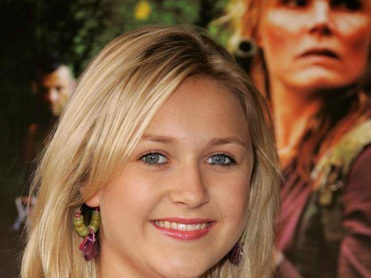 Actress Skye McCole Bartusiak