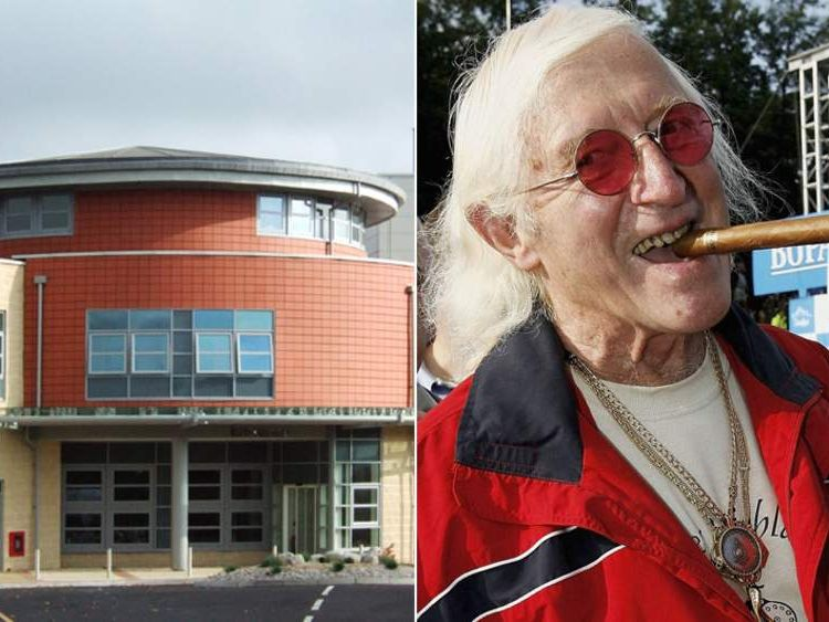 Stoke Mandeville Hospital and Savile