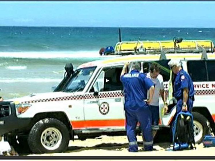 British man dies trying to save sons at Burrill Beach
