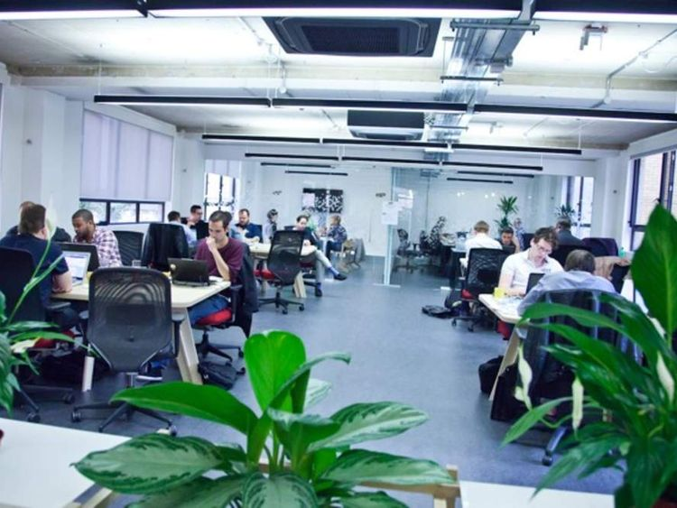 TechHub is the community and workspace for technology entrepreneurs, launched in Shoreditch in 2010. One of their London spaces is based at Campus London. Photo Courtest Marta Lamovsek