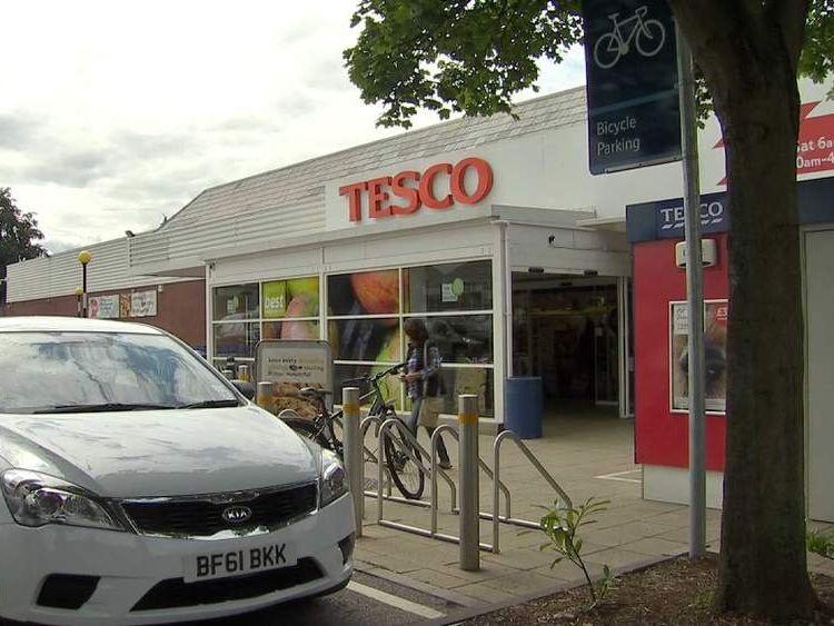 Tesco Sheldon Store