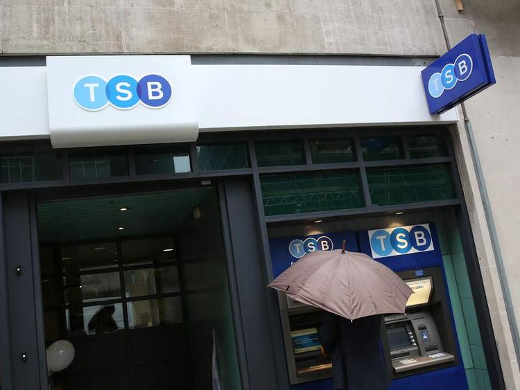 TSB Returns To The High Street After Split With Lloyds