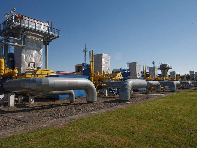 UKRAINE-RUSSIA-CRISIS-ENERGY-GAS