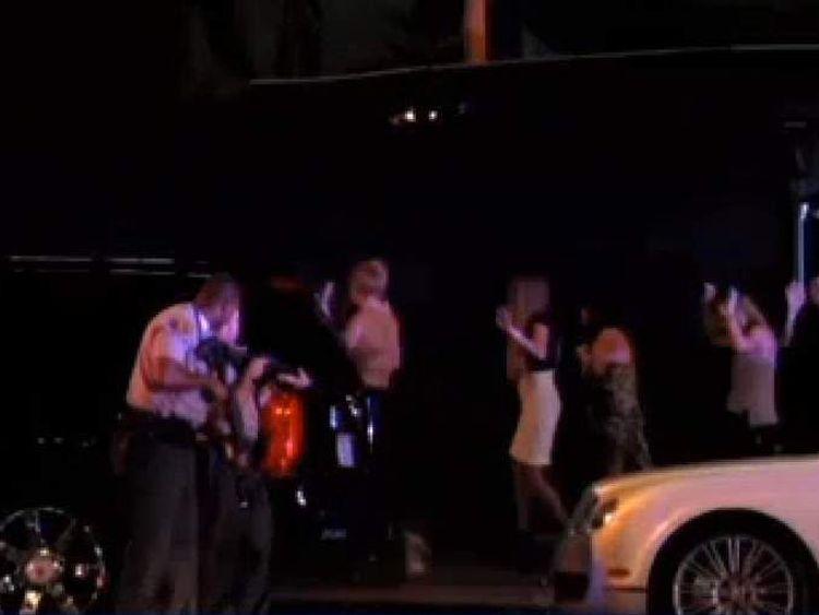 Suge Knight Shot At Pre-VMA Party