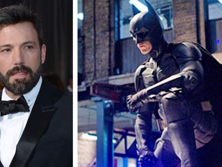 Ben Affleck Named As The Next Batman