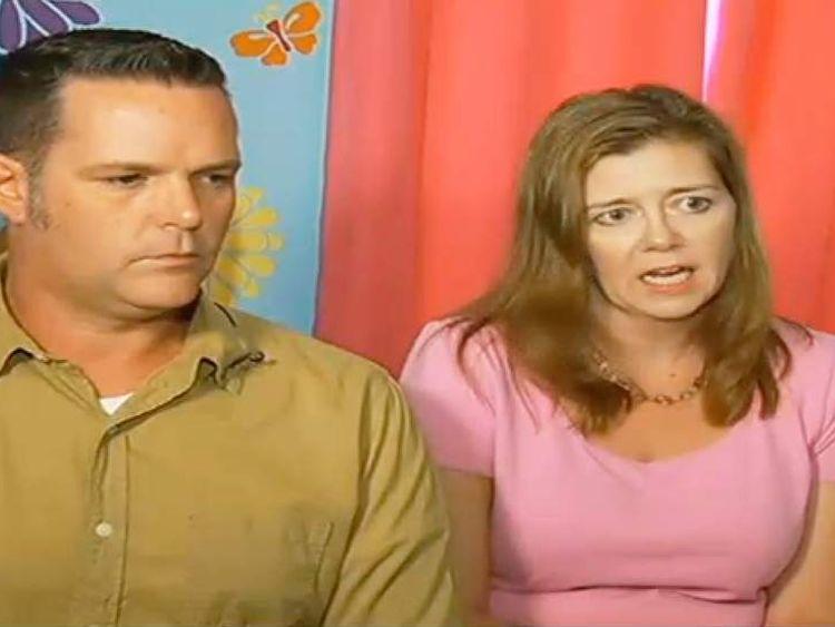 Adoption battle Capobiancos Pic: WCBD-TV