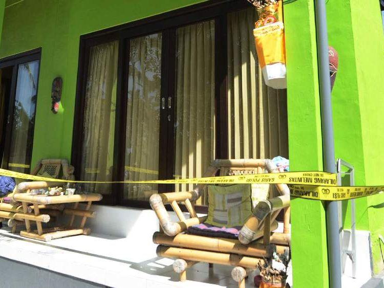 Briton named locally as Anne-Marie Drozdz found dead in Bali villa