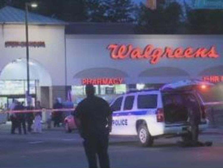 Walgreens robbed in Jersey City, New Jersey