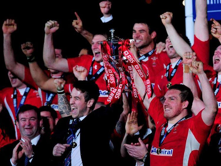 Wales win Six Nations.