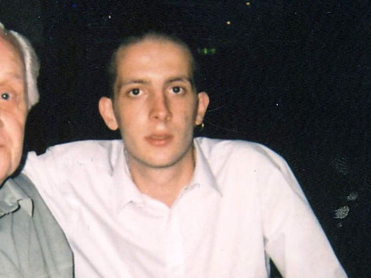 Gareth Williams who died from suspected measles