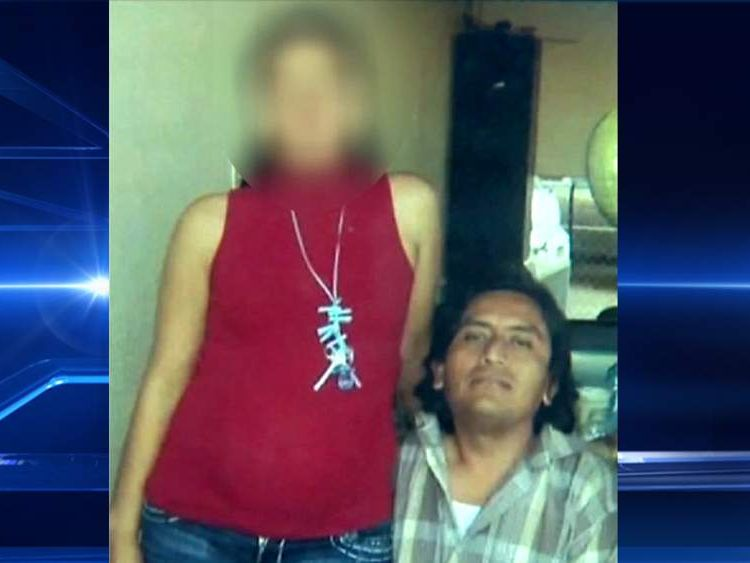 Woman kidnapped by Isidro Garcia California
