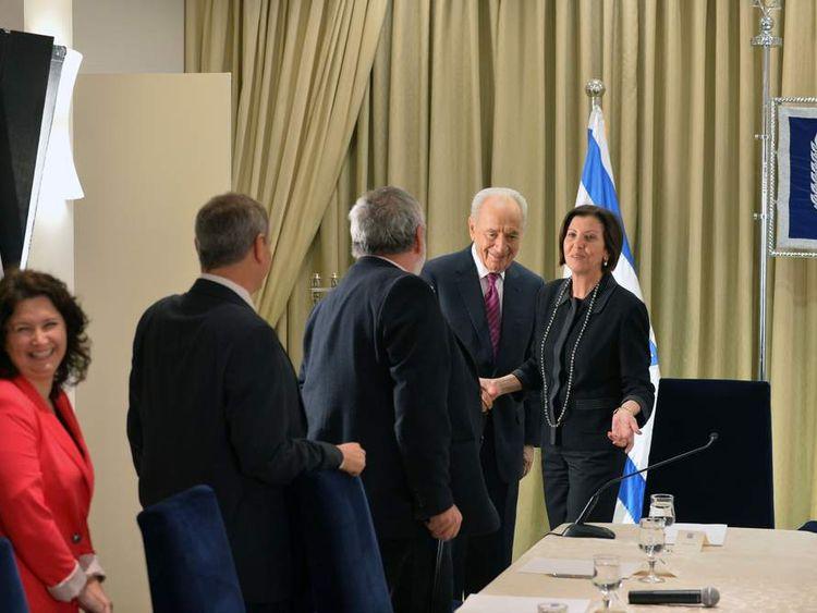 Israel coalition talks