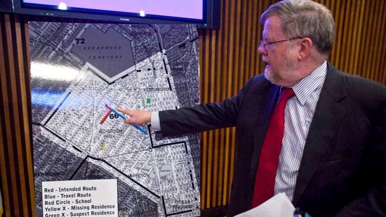 New York Police Commissioner Ray Kelly Addresses Media On Murdered Brooklyn Boy Case