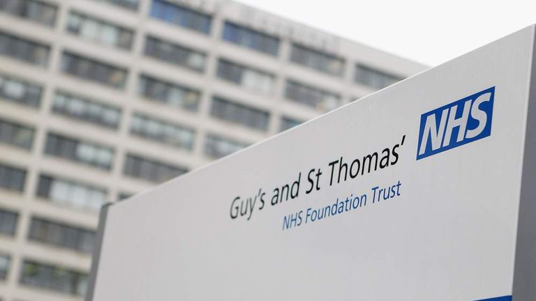 Guy's & St Thomas' Hospital