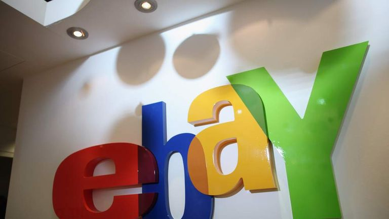 Ebay To Stream Art Auctions In Sotheby S Deal Ents Arts News Sky News