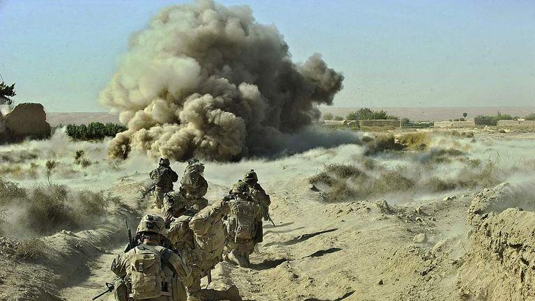 AFGHANISTAN-UNREST-US-NATO-SURGE-FILES