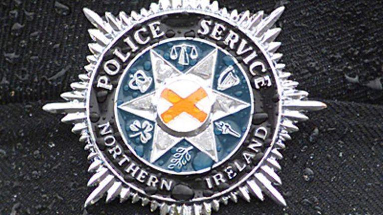 Police Service of Northern Ireland (PSNI) badge